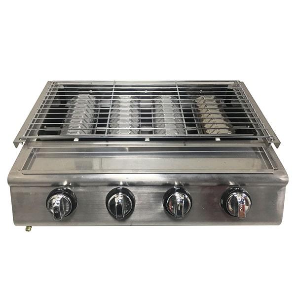 PACIFIC BBQ Grill YG-400/YG-401