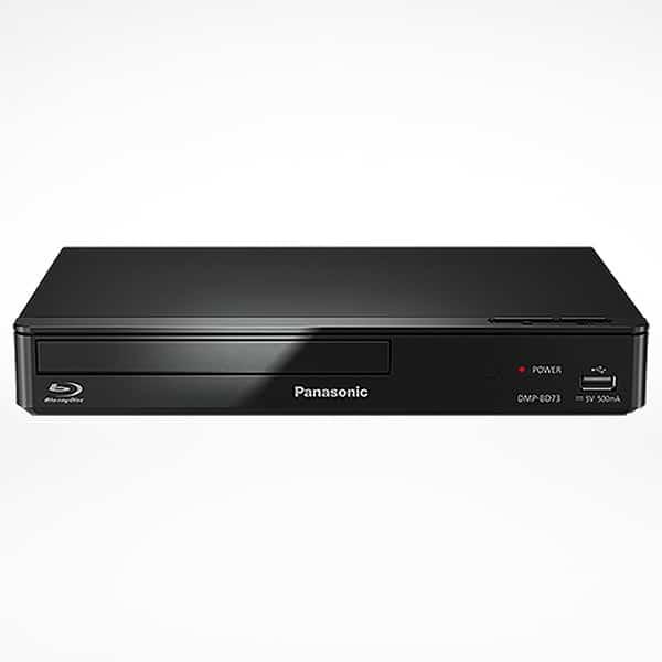 PANASONIC Blue-ray / DVD Player Compact Multi-format Playback