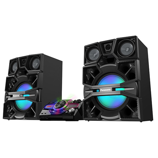 PANASONIC Mini System - 22000W Powerful Clear Sound