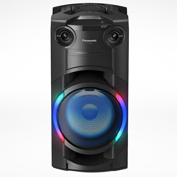 PANASONIC Portable Tower System - 300W (RMS) Power Bass Sound Pressure