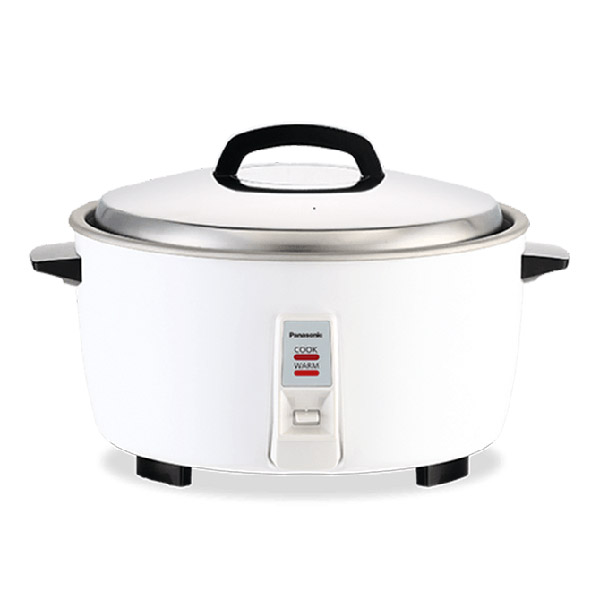 PANASONIC Rice Cooker - 3.2L Stainless Steel Lid 5Hr Keep Warm