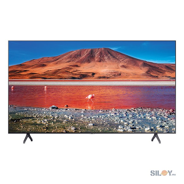 "Samsung 43"" 4K Crystal UHD Smart TV - UA43TU7000"