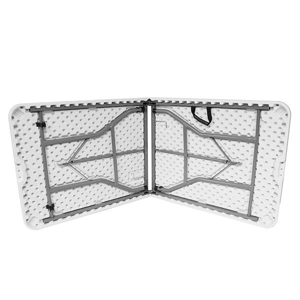 SILOY Furniture - White Tough Folding Table 8FT - SD240