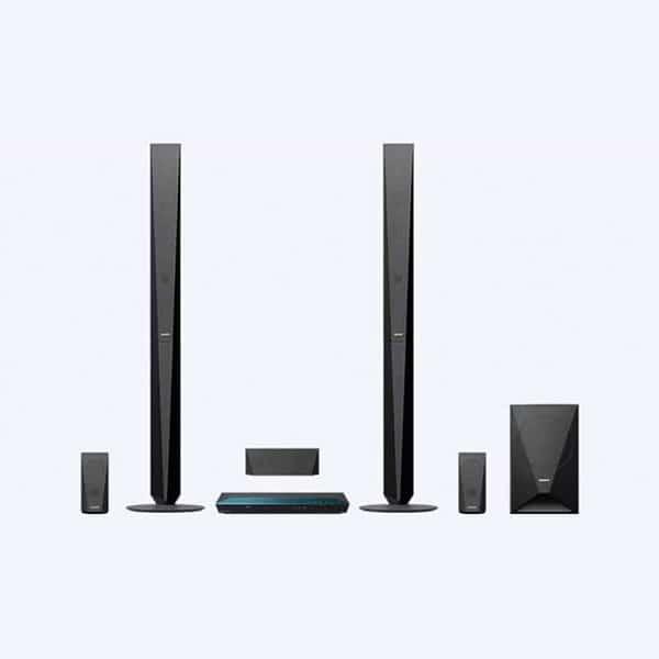 SONY 5.1 Blu-Ray Home Cinema System with Bluetooth BDV-E4100