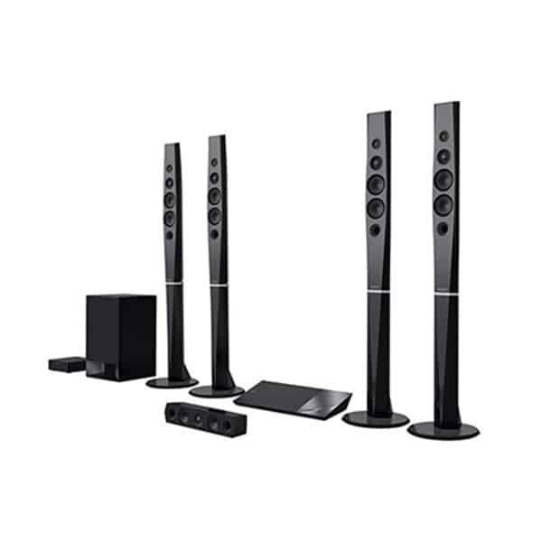 SONY 5.1 Blu-Ray Home Cinema System Bluetooth (Black)