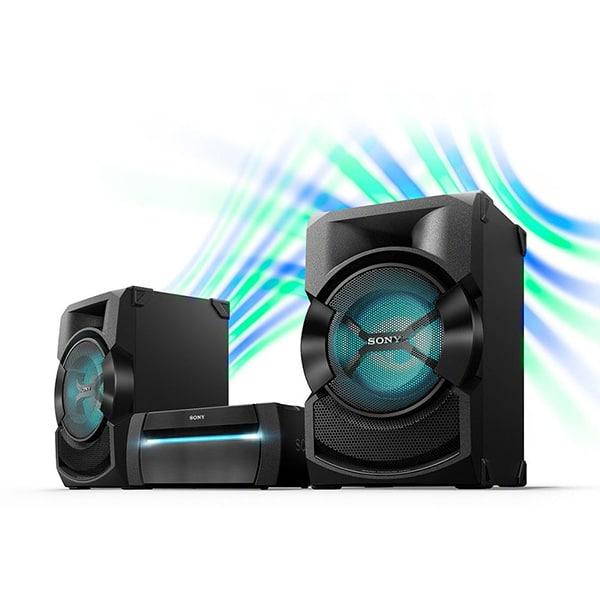 SONY Power Audio System DVD, Karaoke HCDSHAKEX10D