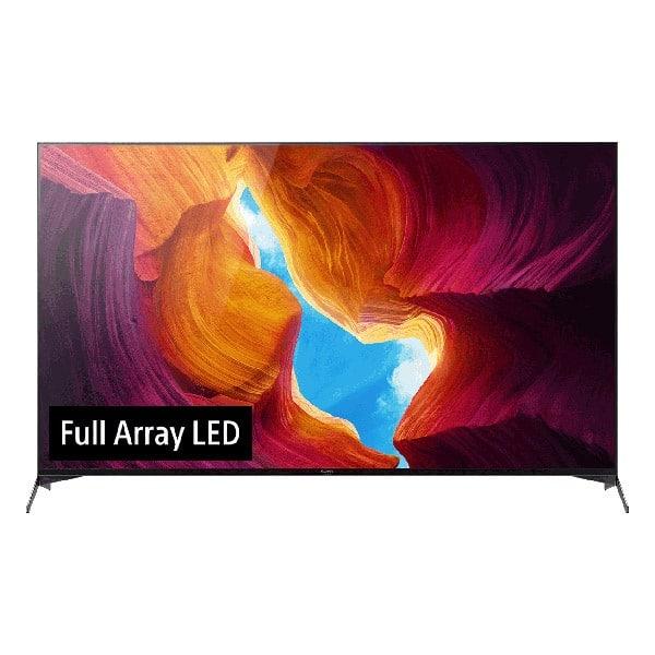 "SONY 55"" 4K UHD Full Array LED Smart Android TV - KD-55X9000H"