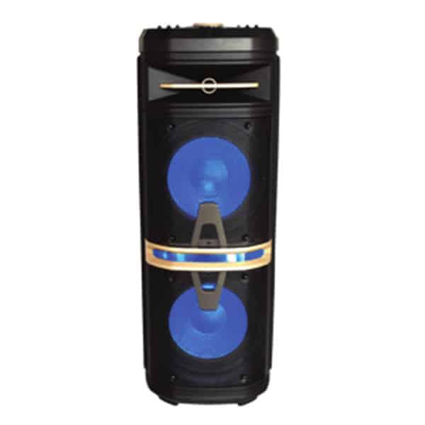 SUZUKI TIME - Bluetooth Trolley Speaker - Wireless Microphone