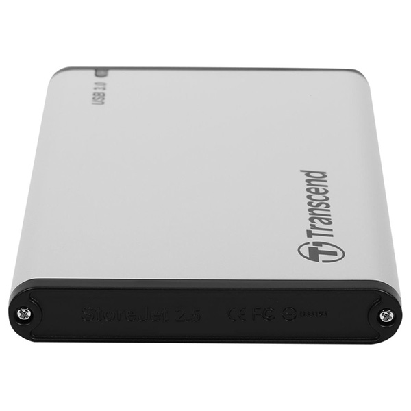 """TRANSCEND 2.5"""" SSD/HDD Enclosure ONLY - TS0GSJ25S3"""