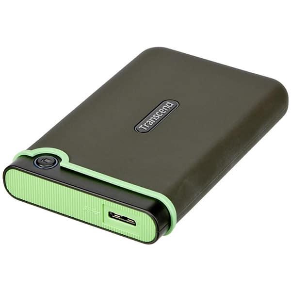 TRANSCEND USB 3.1 2TB Storejet 25M3 - TS2TSJ25M3S