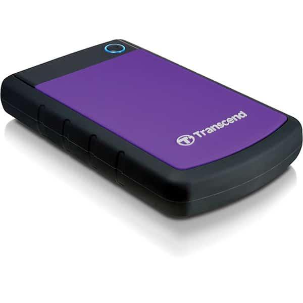 TRANSCEND USB 3.1 4TB Storejet 25H3 - TS4TSJ25H3P