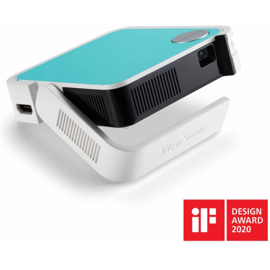 VIEWSONIC LED Projector M1 Mini Plus Ultra-Portable Design