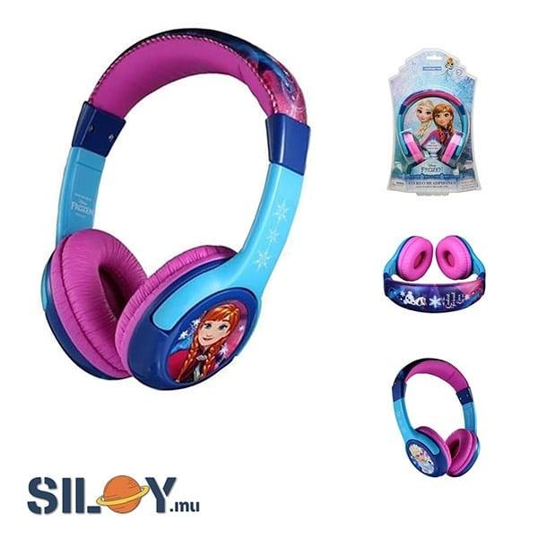 VOLKANO Headset - Disney Kiddies Series FROZEN Headphone - DY-10901-FR
