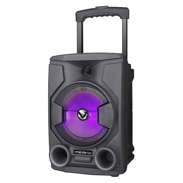 VOLKANO Bluetooth Karaoke Trolley Speaker With Mic - Minotaur Series - VK-3903