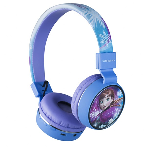 VOLKANO Headset - Disney Kiddies Series FROZEN Headphone- DY-1006