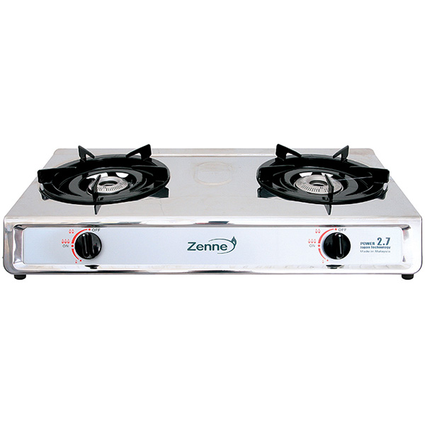 ZENNE Double Gas Stove Injection KDi106-S