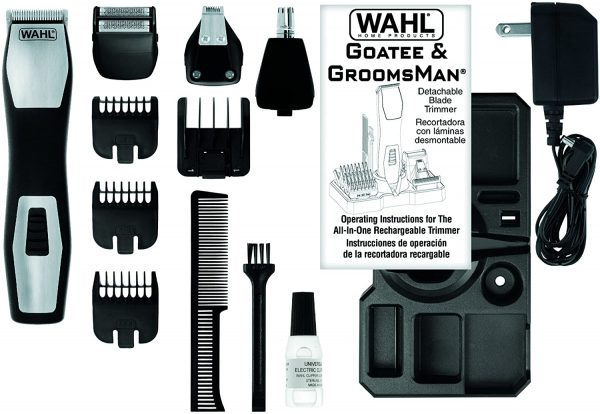 WAHL Groomsman Pro All In One Hair Trimmer