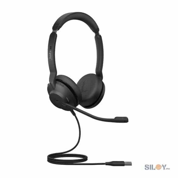JABRA Evolve2 30 Headset USB-A MS Stereo